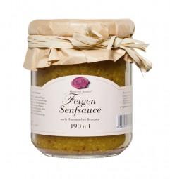 Feigen-Senfsauce (Gourmet Berner)