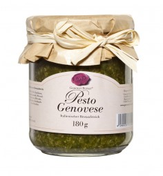 Pesto Genovese (Gourmet Berner)