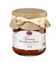 Tomaten-Basilikum-Pesto (Gourmet Berner)