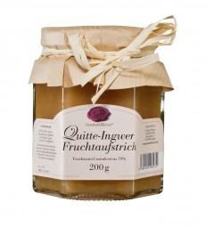 Quitte-Ingwer-Fruchtaufstrich (Gourmet Berner)