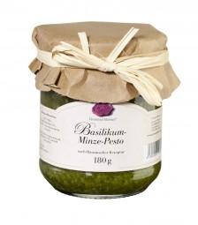 Basilikum-Minze-Pesto (Gourmet Berner)