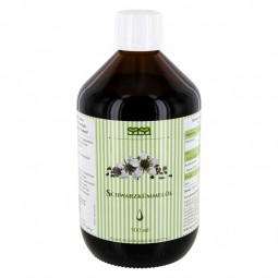 sasa - Schwarzkümmelöl - 500 ml (Feinkost-Pohl)